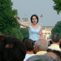 """La lettera: Perché """"liberterò"""" a Parigi per la signorina Thatcher."""