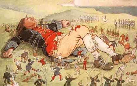 Liberalizzare le professioni, impresa da Gulliver