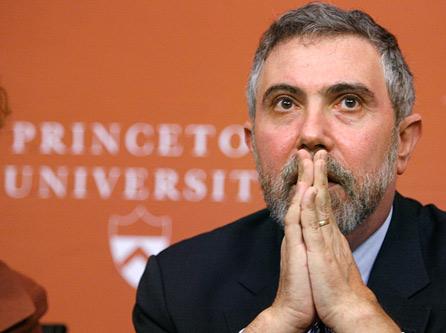Quando, leggendo Krugman, non sai se ridere o piangere...