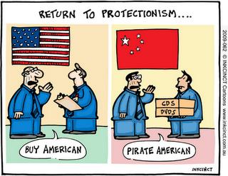 Allarmismo sulla globalizzazione (2): quelli che è meglio produrre magliette