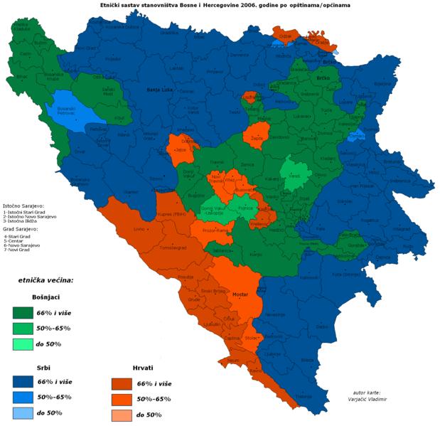 Quale futuro per la Bosnia-Erzegovina di Dayton?