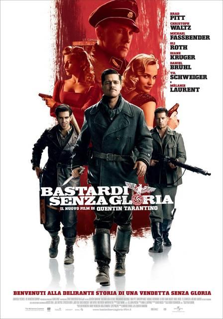 """Bastardi senza gloria"" di Quentin Tarantino: un film antisemita?"