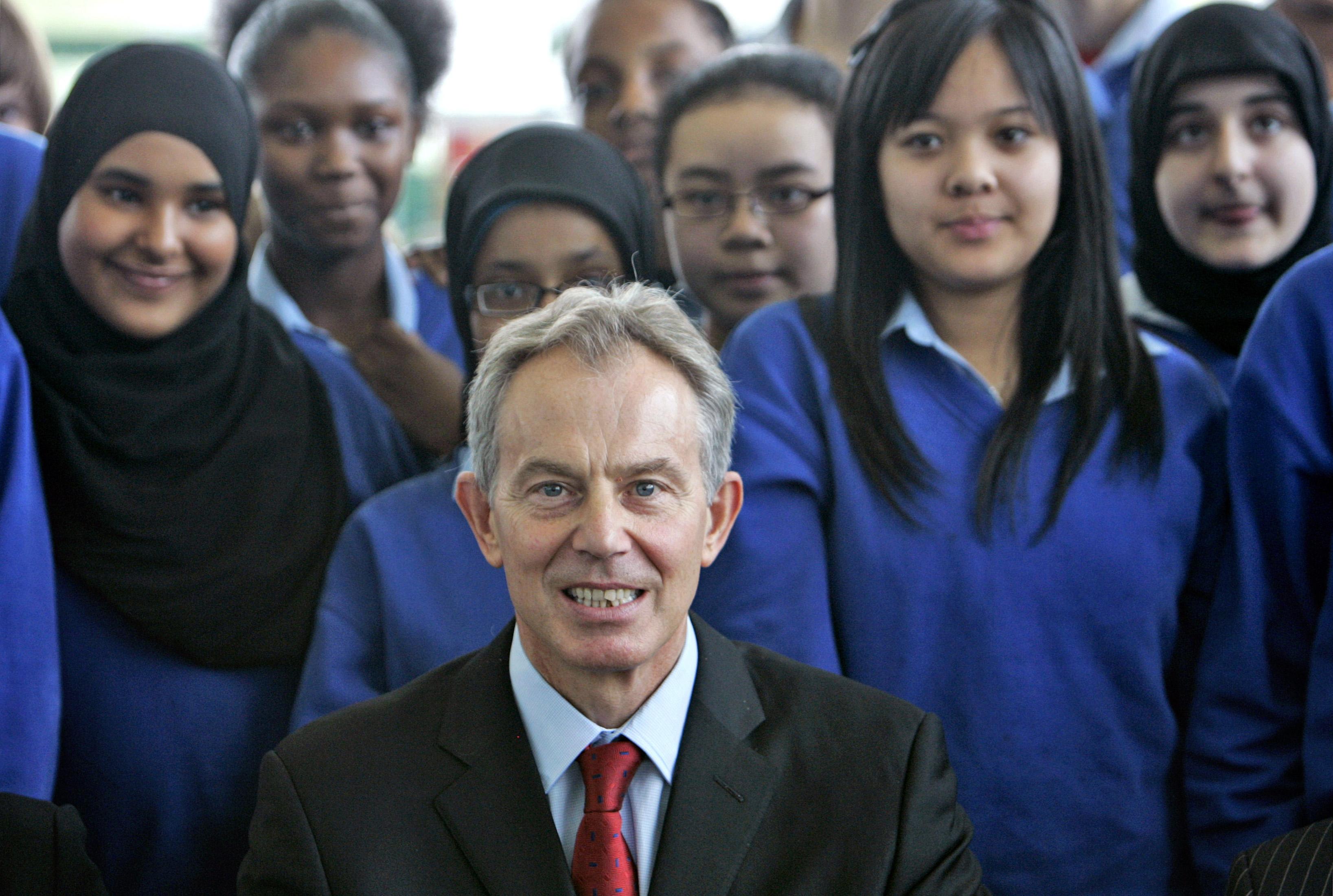 Forza Blair! L'Europa è troppo normale, serve un Presidente speciale.