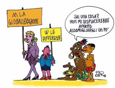 Allarmismo sulla globalizzazione (3): figuratevi se il Congo non potesse esportare