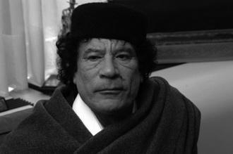 Gheddafi, Gesù e i silenzi degli écrivains identitari