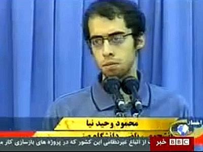 Mahmoud Vahidnia ha mostrato che l'Ayatollah è nudo. E se lo invitassimo in Italia?