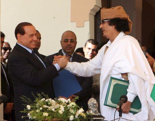 Benvenuti nella Disneyland di Gheddafi