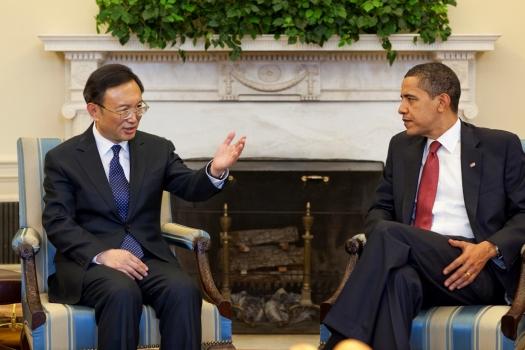 Obama e la Cina, anno nuovo vita nuova