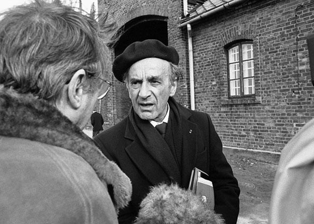 'Il mondo non è guarito dall'antisemitismo'. Wiesel e la memoria del presente