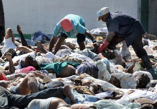 Il terremoto di Haiti e i barconi dei clandestini