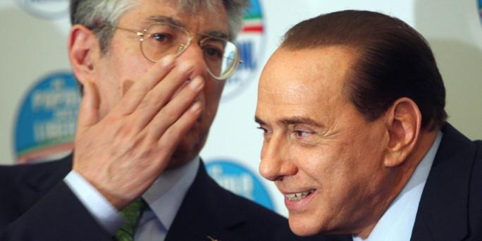 """A Milano la Lega preme e detta l'agenda, il PdL tiene ma teme l'""""effetto Brunetta"""""""
