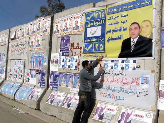 Iraq: pur tra mille problemi, vuoi vedere che avesse ragione Bush?