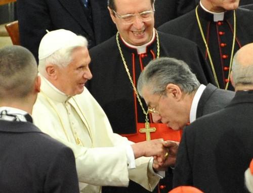 Papa e Bossi