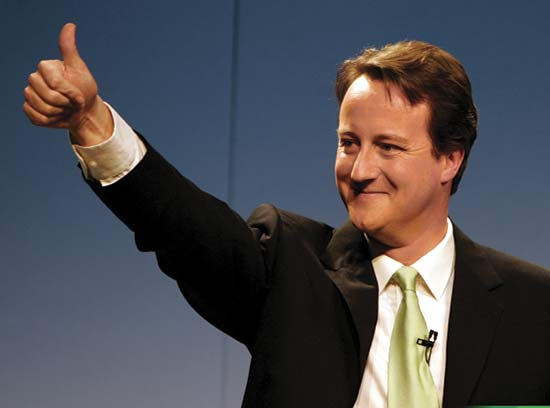 """We are today the radicals"". Cameron reinterpreta il codice genetico dei conservatori"