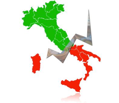 L'ingiustizia della giustizia in Italia e il divario Nord-Sud