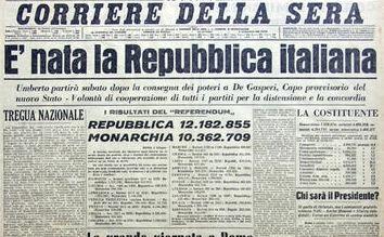 Neppure la Repubblica ha fatto gli italiani. Ma non è mai troppo tardi