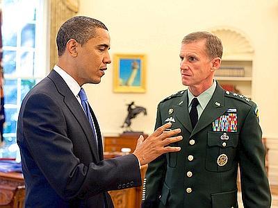Nella vicenda McChrystal c'è una notizia cattiva, una buona e una che potrebbe diventarlo