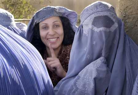 Vietare il burqa. E' sensato e non è illiberale