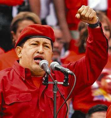 Chavez contro la Chiesa, prove di socialismo reale