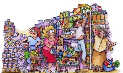 Nel supermarket della politica l'offerta non soddisfa tutta la domanda