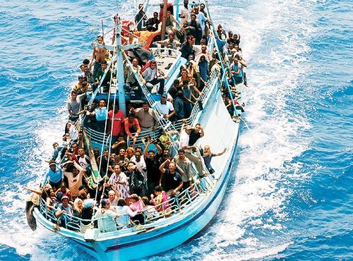 Tra 'rialzisti' e 'ribassisti' è guerra virtuale sui numeri dell' immigrazione reale