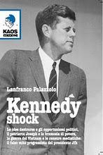"Anteprima ""Kennedy shock"" di Lanfranco Palazzolo"