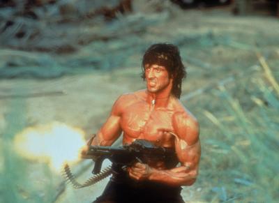 Le incredibili tre settimane da 'Rambo' a spese del contribuente