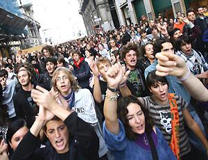 Prima Moratti, poi Fioroni, dunque Gelmini. L'eterna protesta delle Università italiane