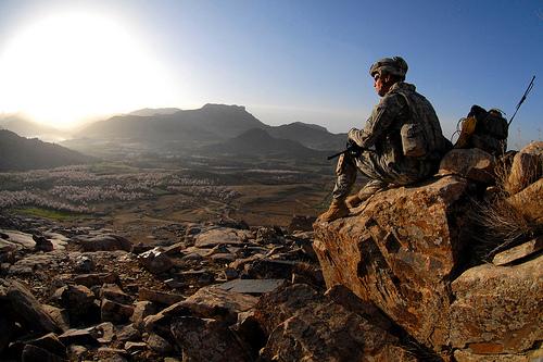 L'Afghanistan non è il Vietnam, è l'11 settembre. E' dentro, non fuori dai nostri confini