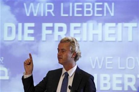 L'Olanda non basta. Geert Wilders pensa globale