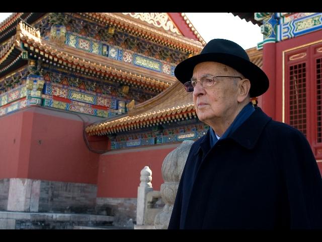 Napolitano in Cina, non una parola su Liu Xiaobo, troppe sui meriti degli oligarchi di Pechino