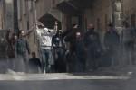 Siria rivolte