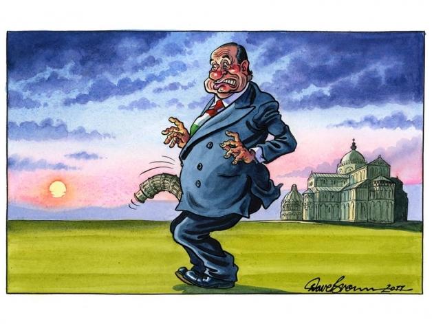 Ai mercati la promessa di Berlusconi non basta. Via subito
