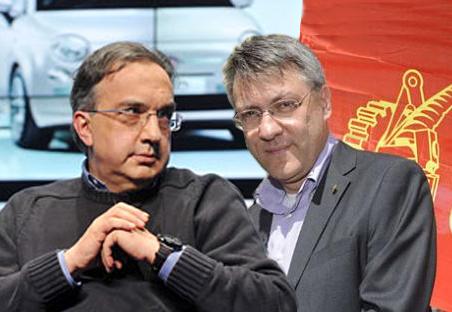 Fiat continua a strappare in attesa di qualcuno che cucia il diritto del lavoro