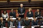 Monti in parlamento