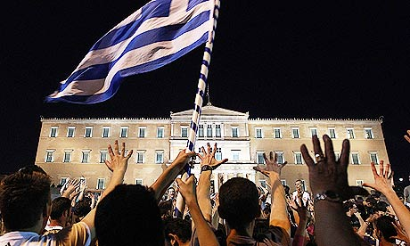 Greece-debt-crisis-protest