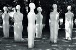 statue senza volto