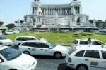 taxi sciopero